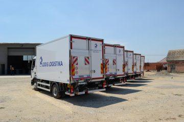 UNIC ATP Renault domaća flota