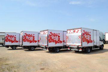 UNIC ATP Iveco Daily distributivna flota 5