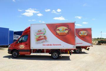 UNIC Mercedes distribucija mesa 1