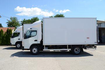 UNIC prevoz tereta široke potrošnje izvoz u Makedoniju 3