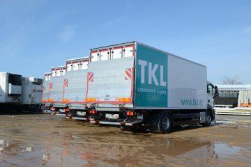 UNIC flota vodeće kompanije za logistiku u Austriji 2