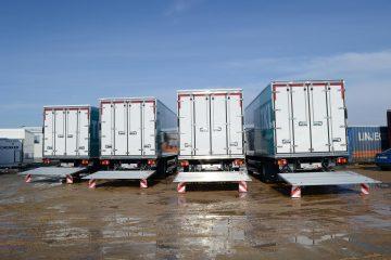 UNIC flota vodeće kompanije za logistiku u Austriji 3