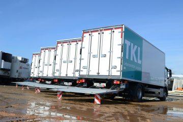 UNIC flota vodeće kompanije za logistiku u Austriji 5