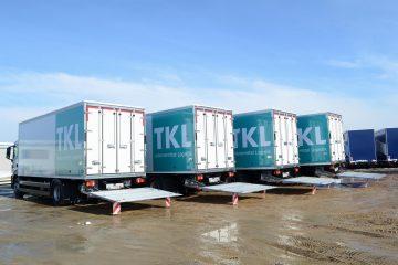 UNIC flota vodeće kompanije za logistiku u Austriji 6
