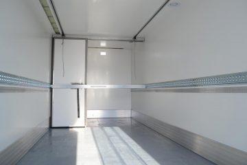 UNIC flota vodeće kompanije za logistiku u Austriji - double decker