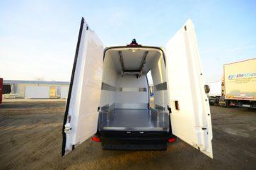 UNIVANS termoizolacija tovarnog prostora za prevoz mesa 4