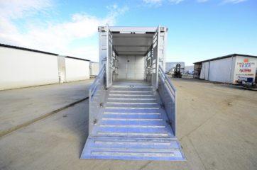 UNI CARGO ANIMAL nadogradnja - aluminijumska, za prevoz živih životinja 3