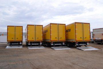UNI CARGO TARPSIDES flota nadogradnji Pošte Srbije 6