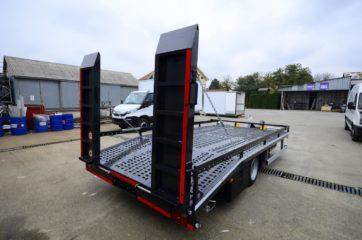 UNIT O3 FLAT, model UniOne bruto 9t, prevoz gradjevinskih masina 3