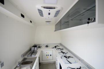 UNIVANS pokretna laboratorija u kombi vozilu 5
