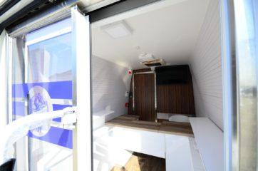 UNIVANS mobilna banka - kancelarija i ATM bankomat u vozilu 4