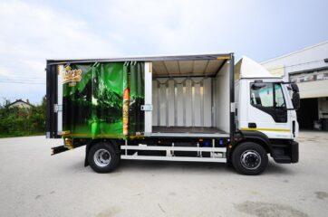 UNI CARGO OPEN BOX prevoz pica - Niksicko pivo