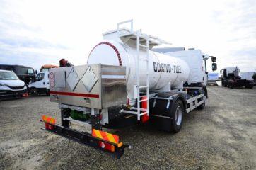UNI CARGO cisterna V-6000l za prevoz goriva 5