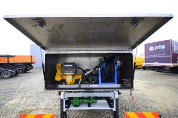 UNI CARGO cisterna V-6000l za prevoz goriva 3