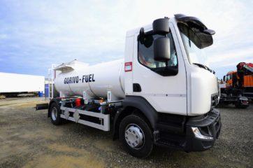 UNI CARGO cisterna V-6000l za prevoz goriva 6