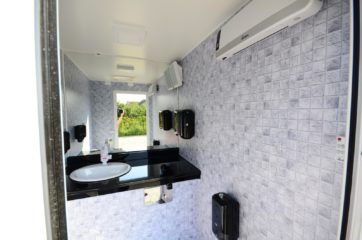 UNIT O1 - Pokretni toalet 6