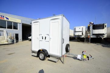 UNIT O1 - Pokretni toalet 8