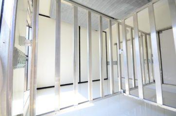 UNICE sladoledara 5+5 vrata, preglrade i zadnja vrata