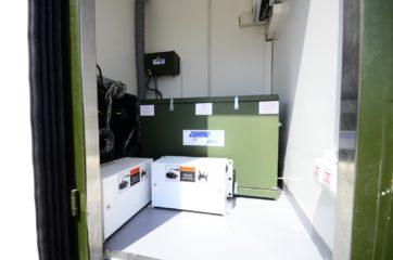 UNIC Pokretna stanica - radar - army 6