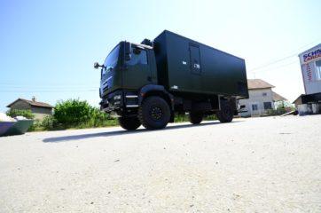 UNIC Pokretna stanica - radar - army 10