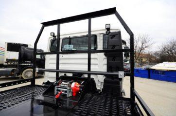 UNI CARGO CAR STEEL sa hidraulicnim navoznim stazama 3