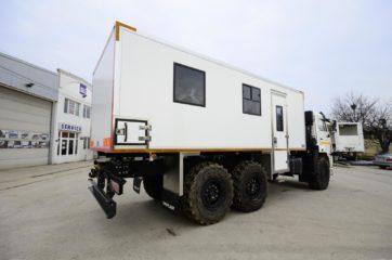 UNIC nadogradnja za prevoz rudara 4