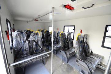 UNIC nadogradnja za prevoz rudara 7