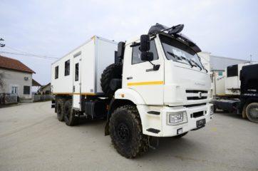 UNIC nadogradnja za prevoz rudara 10