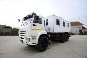 UNIC nadogradnja za prevoz rudara 11