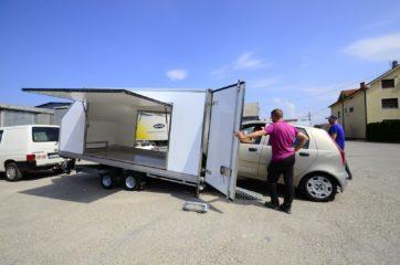 UNIT O2 prevoz trkackih automobila