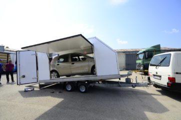 UNIT O2 prevoz trkackih automobila 5