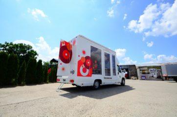 UNI AL pokretna prodavnica - mobile shop