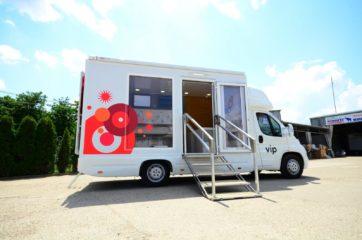 UNI AL pokretna prodavnica - mobile shop 2