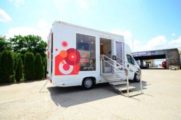 UNI AL pokretna prodavnica - mobile shop 3