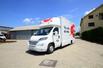 UNI AL pokretna prodavnica - mobile shop 5