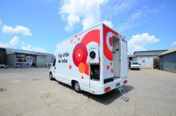 UNI AL pokretna prodavnica - mobile shop 6