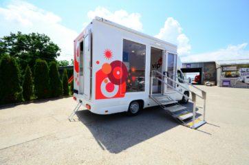 UNI AL pokretna prodavnica - mobile shop 10
