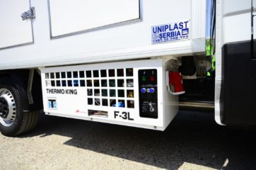 UNICE sladoledara 3+3 vrata uređaj TK